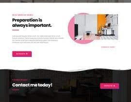 #6 untuk Create a Landing page Personal Website oleh sanjdur123