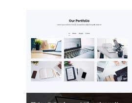 #11 untuk Create a Landing page Personal Website oleh shariarmuntakim3