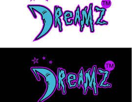 #116 для I need someone to make design in with any color lettering Dreamz with a small inc letters in a circle for all clothes .  example in attachment please use the font in last image от sipido
