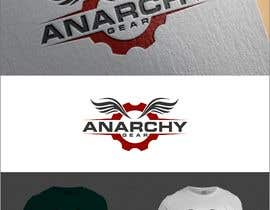 #460 for Anarchy Gear Logo Contest by mille84