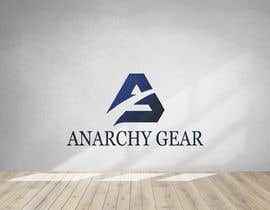 #447 for Anarchy Gear Logo Contest by faruqhossain3600