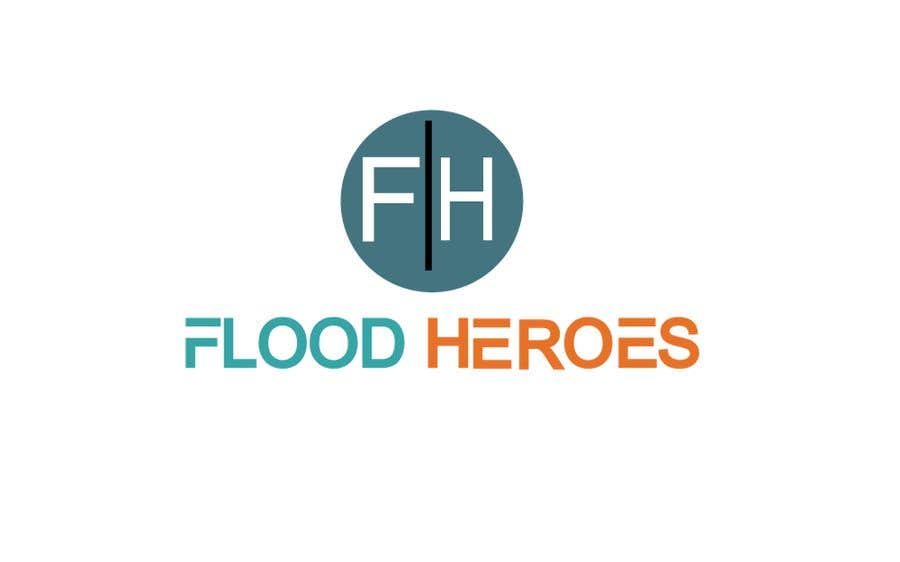 Contest Entry #                                        271                                      for                                         Flood Heroes Logo