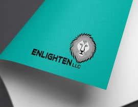 #39 untuk logo for designs to enlighten LLC oleh makq71