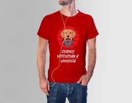 #105 untuk University T-shirt design oleh Akterhasina27