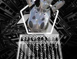 #5 for Design a Cartoon: Robotic Hand and Abacus by hassanhk17