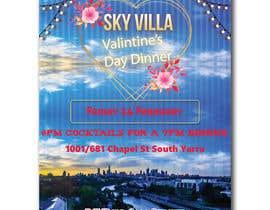 #30 for Invitation flyer for a dinner af sadiasultana282