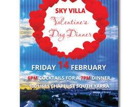 #31 for Invitation flyer for a dinner af sadiasultana282