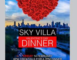 #4 for Invitation flyer for a dinner af desmondlow1801