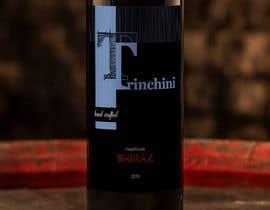 DaveWL tarafından Wine Label  Trinchini için no 236