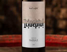 DaveWL tarafından Wine Label  Trinchini için no 251