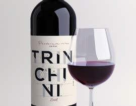 Helen104 tarafından Wine Label  Trinchini için no 181