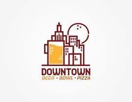 #103 untuk DOWNTOWN Bowl-Beer-Pizza oleh FlowCustom