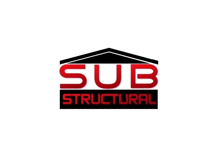 Inscrição nº                                         46                                      do Concurso para                                         Logo Design for New Company - SubStructural
