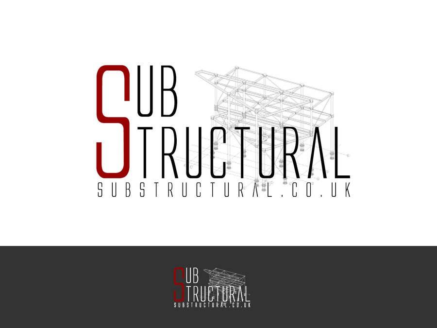 Inscrição nº 1 do Concurso para Logo Design for New Company - SubStructural