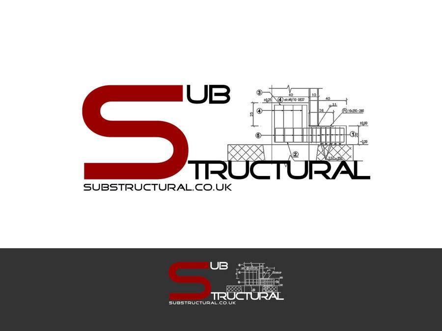 Inscrição nº                                         2                                      do Concurso para                                         Logo Design for New Company - SubStructural