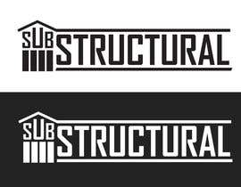 #14 para Logo Design for New Company - SubStructural por dondonhilvano