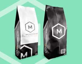 Nro 5 kilpailuun Design a Coffee lable käyttäjältä mfuadmumtaz