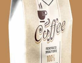 Nro 10 kilpailuun Design a Coffee lable käyttäjältä ahmmedisti35