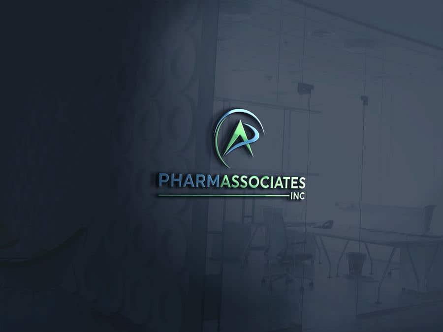Contest Entry #                                        176                                      for                                         PharmAssociates Inc. New Logo