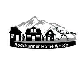 #1 cho Roadrunner Home Watch Website Logo bởi JonnyRiot