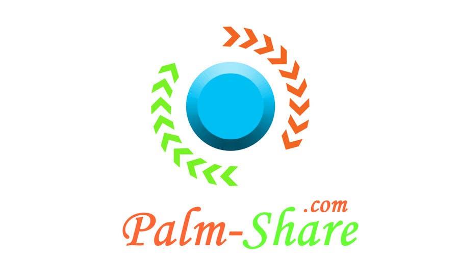 #64 for Logo Design for Palm-Share website by AdityaMalviya