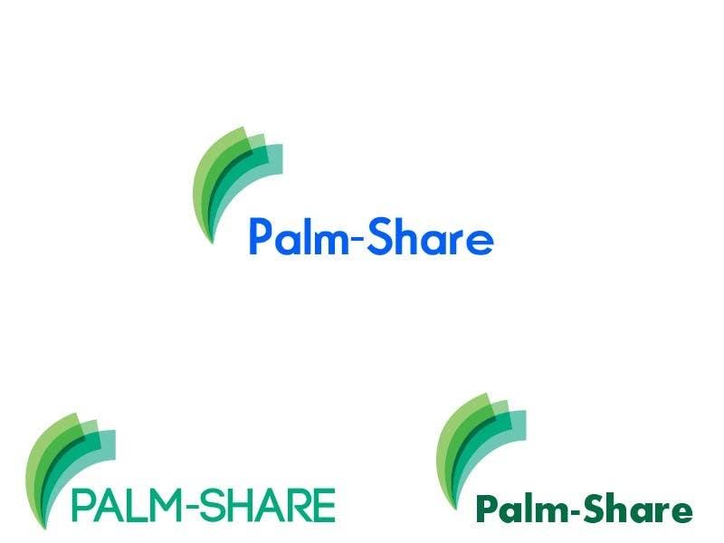 Konkurrenceindlæg #                                        32                                      for                                         Logo Design for Palm-Share website