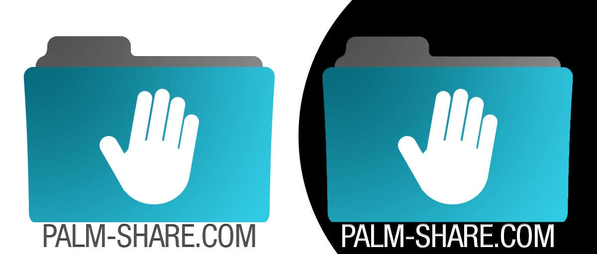 Konkurrenceindlæg #18 for Logo Design for Palm-Share website