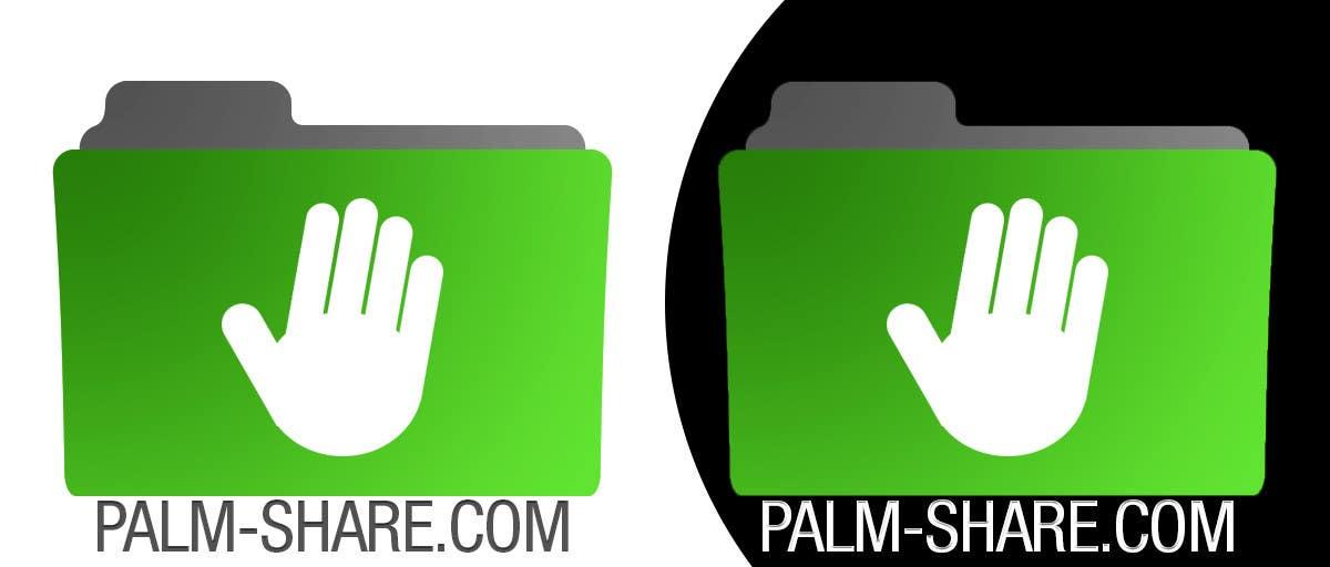 Konkurrenceindlæg #                                        19                                      for                                         Logo Design for Palm-Share website