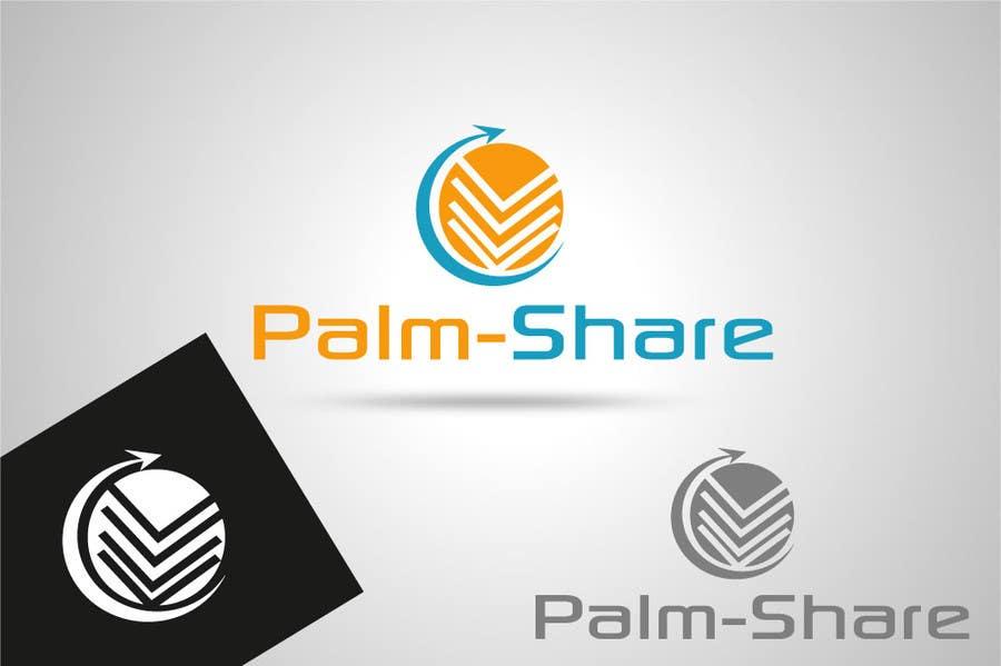 Konkurrenceindlæg #                                        85                                      for                                         Logo Design for Palm-Share website