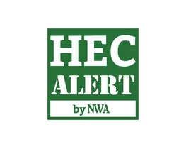 #35 untuk HEC Alert by NWA oleh eudelia