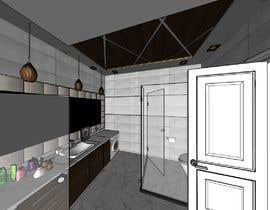 Nro 3 kilpailuun I have a Master Bathroom need to set a nice plan käyttäjältä Geethge