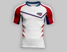 Moutaqii tarafından I need a Graphic Designer for padel jersey için no 23