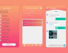 Nro 7 kilpailuun Three Mobile Screens to redesign käyttäjältä thisaratsrsr