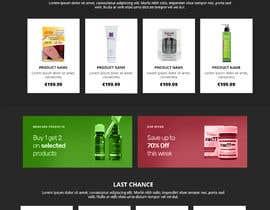#147 untuk Pharmacy  Retail eCommerce Site Design oleh WebCraft111