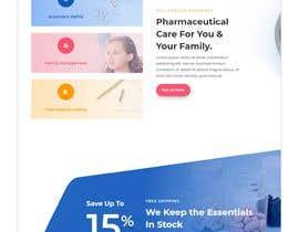 #141 untuk Pharmacy  Retail eCommerce Site Design oleh tanjina4