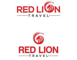 #221 untuk A logo for Red Lion Travel oleh srsohagbabu21406