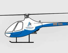 #20 for design for an small helicopter af Jswanth