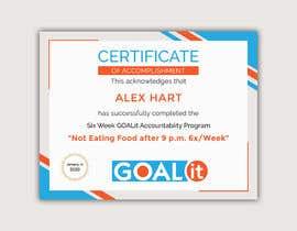 #13 cho AWARD Certificate of accomplishment bởi Heartbd5