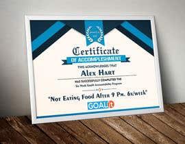 #15 cho AWARD Certificate of accomplishment bởi RajatWarade