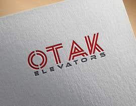 #1 for OTAK FOR ELEVATORS LOGO AND COOPERATE IDENTITY af bfarida685