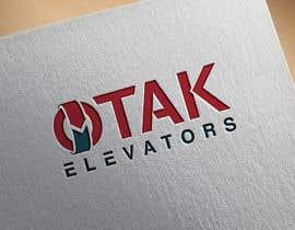 #381 for OTAK FOR ELEVATORS LOGO AND COOPERATE IDENTITY af goldenrose3264