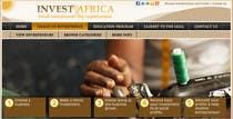 Bài tham dự #8 về Graphic Design cho cuộc thi Graphic Design for Invest Africa