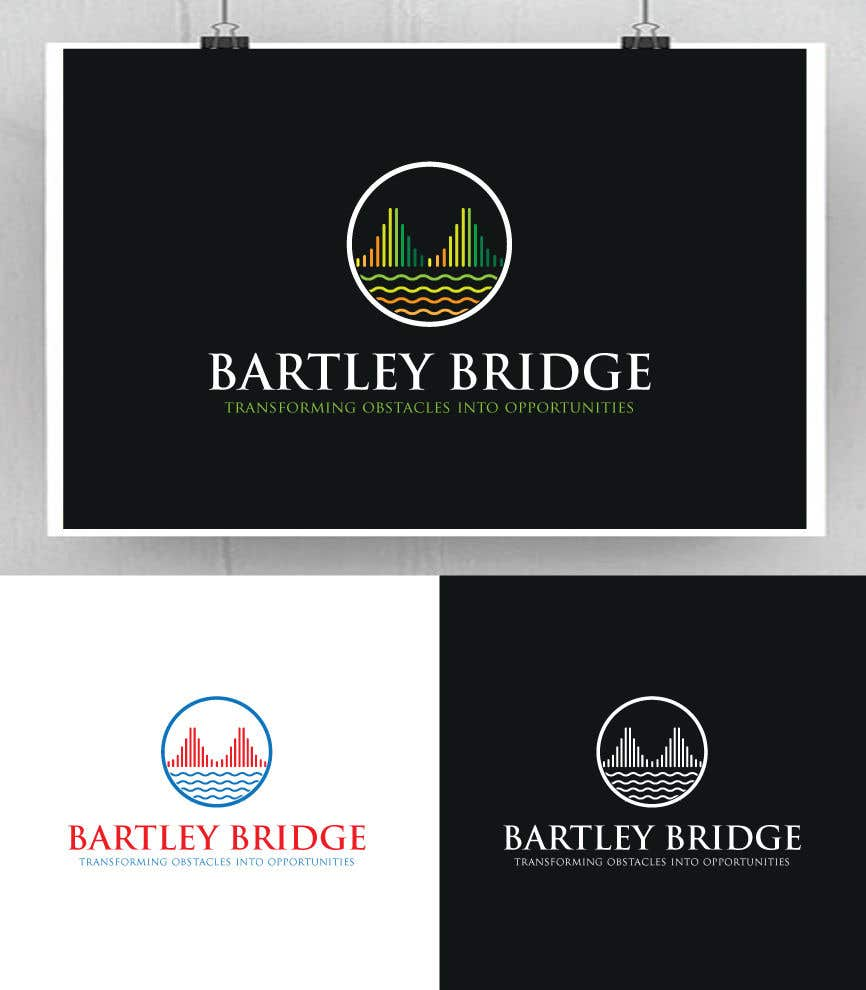 Конкурсная заявка №                                        298                                      для                                         Bartley Bridge Logo Design