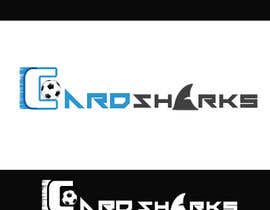 #106 untuk Logo Design for our new sports card shop!  CARD SHARKS! oleh peaceonweb