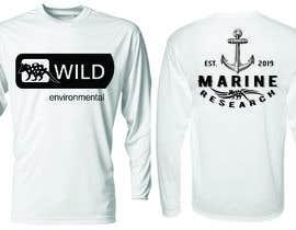 hasembd tarafından T-shirt design - marine research company için no 72
