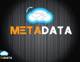 #49 para Logo Design for Metadata por vineshshrungare
