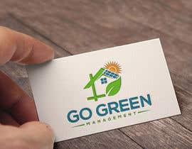 #63 untuk Go Green Management is a company that needs a professional logo oleh KleanArt