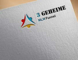 #137 for Design a new logo for my new Product '3 Geheime MLM Funnel' by tabassum2000