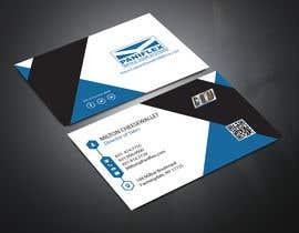 Nro 359 kilpailuun Design a business card käyttäjältä naveedahm09