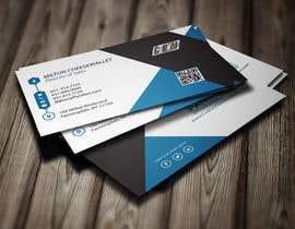 Nro 362 kilpailuun Design a business card käyttäjältä naveedahm09